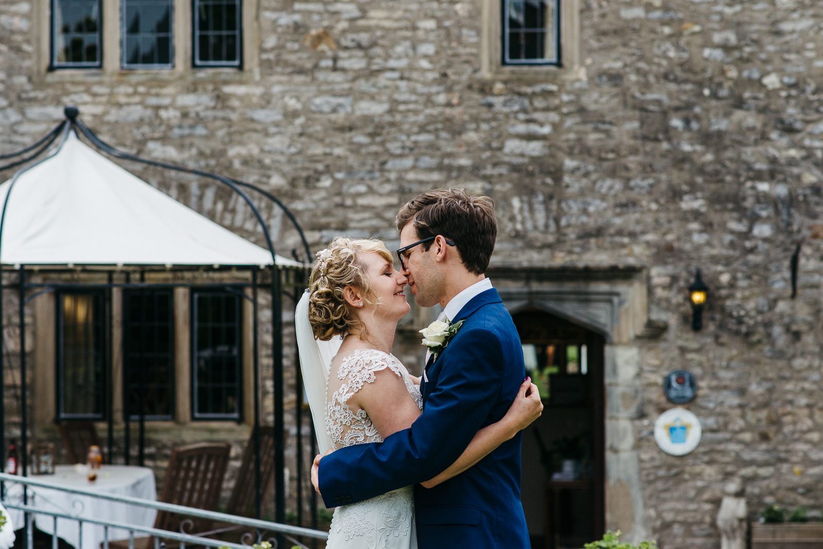 Relaxed low-key wedding in Rural South Wales preview