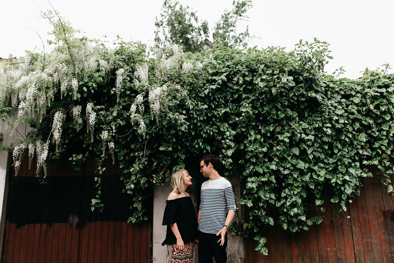 Cardiff Engagement Photographer - Urban pre wedding shoot in Roath // Elaine Williams Photography