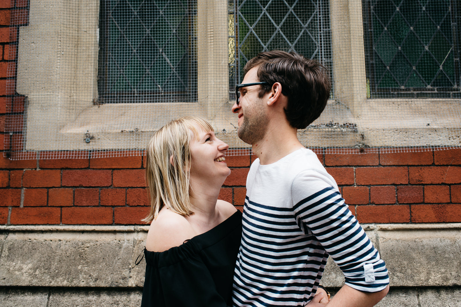 Urban engagement shoot Cardiff | Cardiff engagement photographer