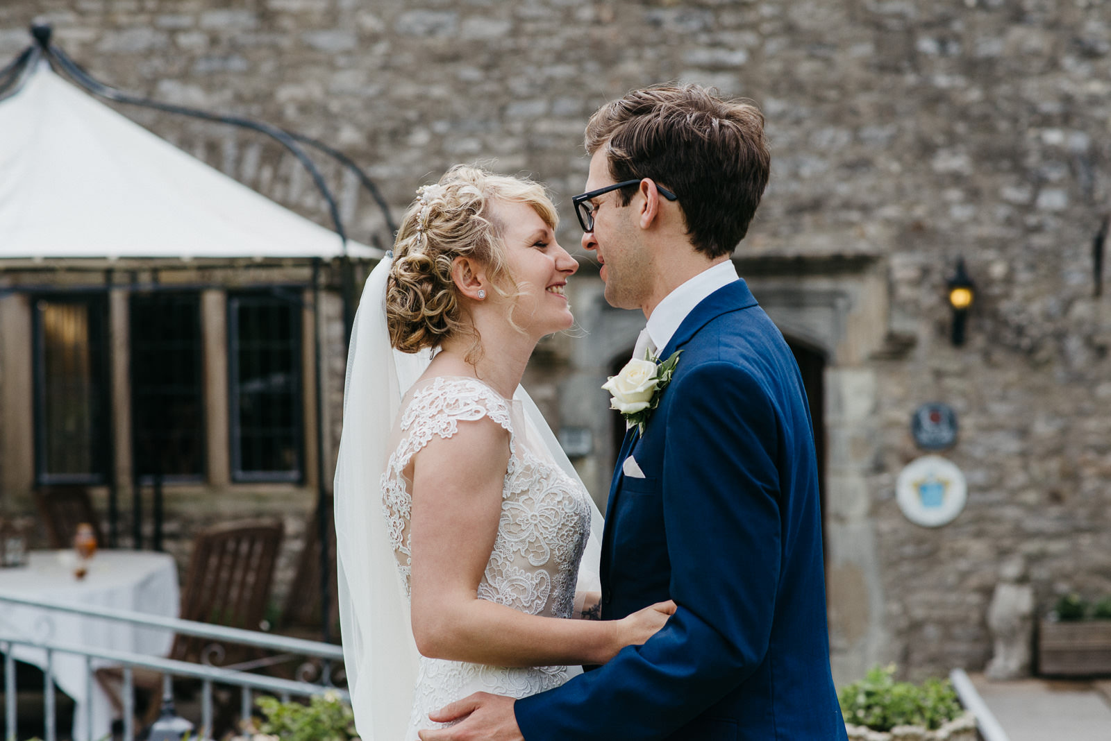 Creative wedding photographer Cardiff // Elaine Williams Photography