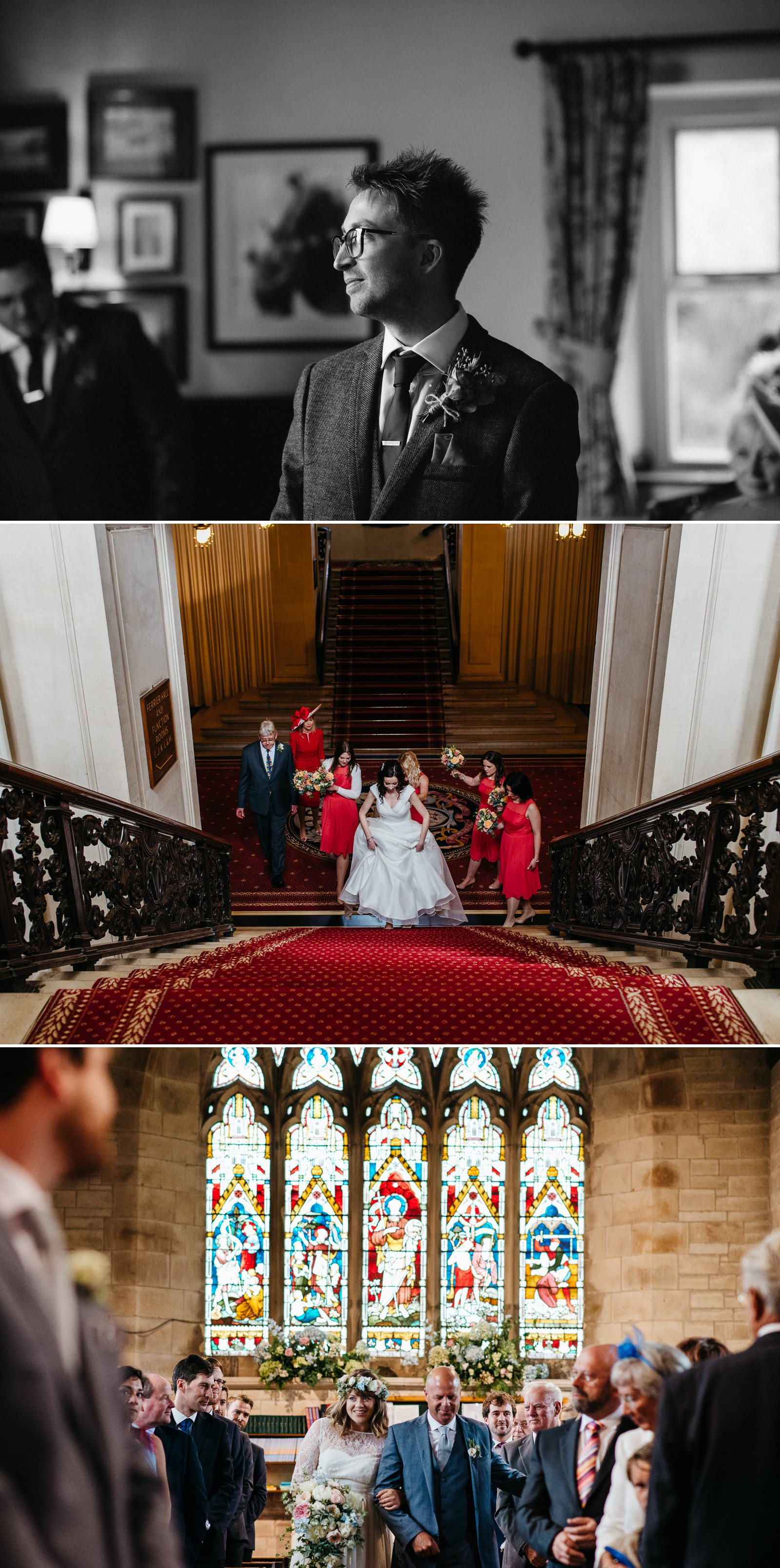 Best Creative Weddings 2016 by London, Oxfordshire and Bath based wedding photographer Elaine Williams.