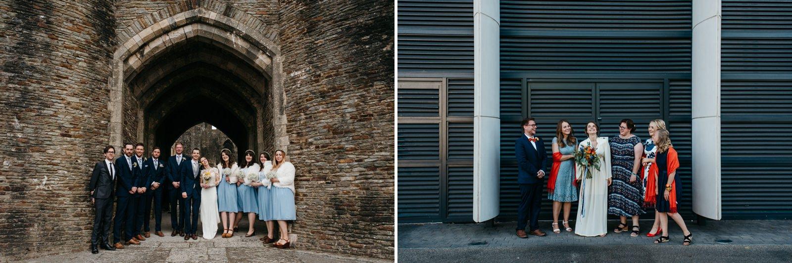 Best Creative Weddings 2016 by London, Oxfordshire and Bath based wedding photographer Elaine Williams.