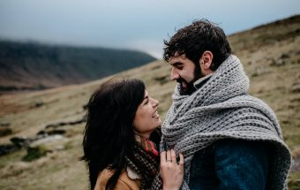 Adventurous South Wales Engagement at Brecon Beacons / Beth An + Drew