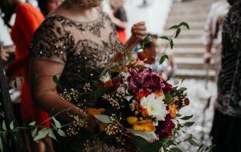 Ty Mawr, Autumn Wedding | Tara & Rob