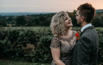 Ty Mawr, Autumn Wedding | Tara & Rob