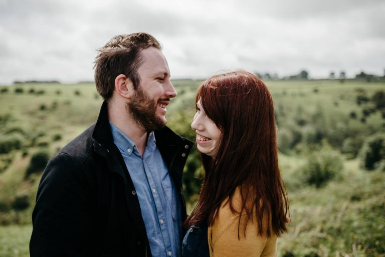 Relaxed Couple Shoot in Somerset / Sophie & Lloyd