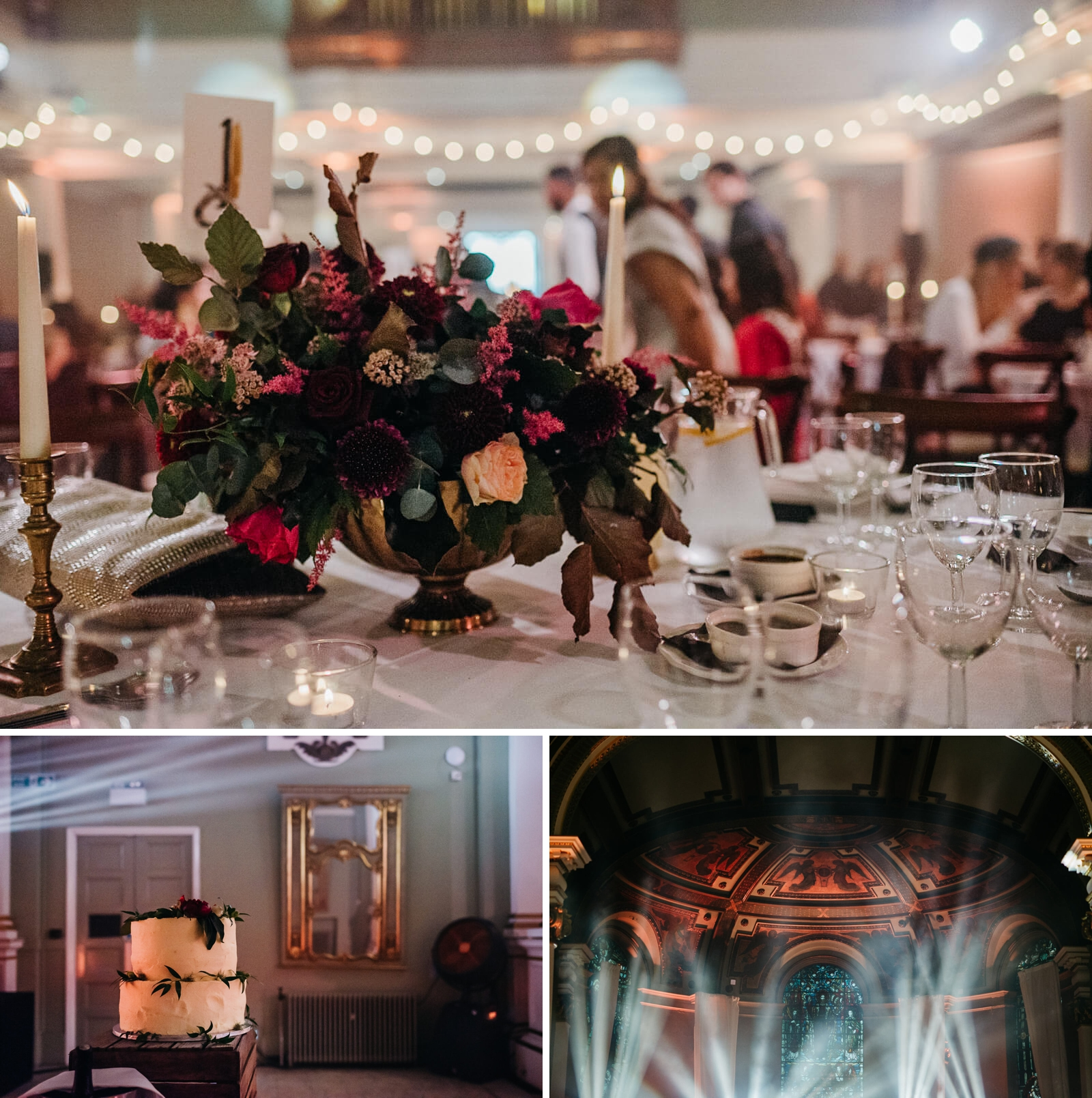 wedding details at Marylebone One