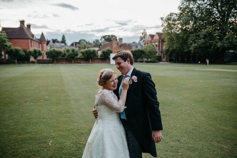 Winchester College Wedding, Hampshire / Fen & Ed