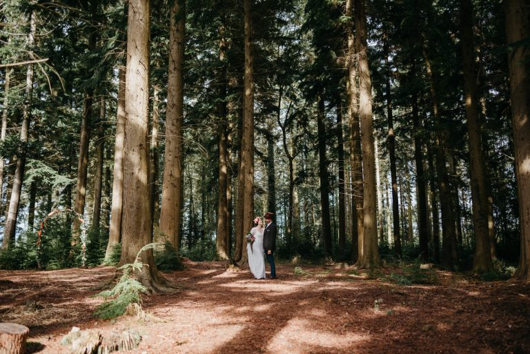 New Forest Wedding, Hampshire / Kristin & Khairil
