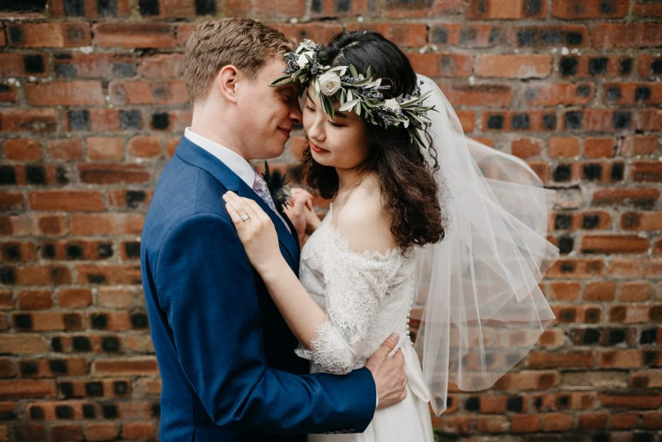 Elopement Wedding at The Bothy Restaurant in Glasgow