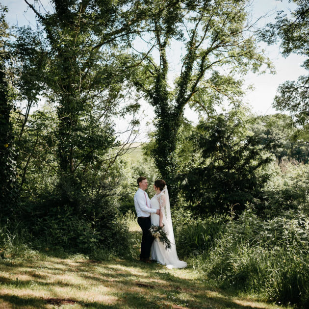 Wedding at Broadway Country House in Laugharne
