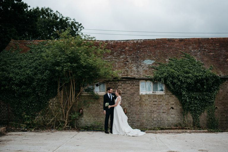 Wootton Farm Estate Wedding / Sascha & Tom