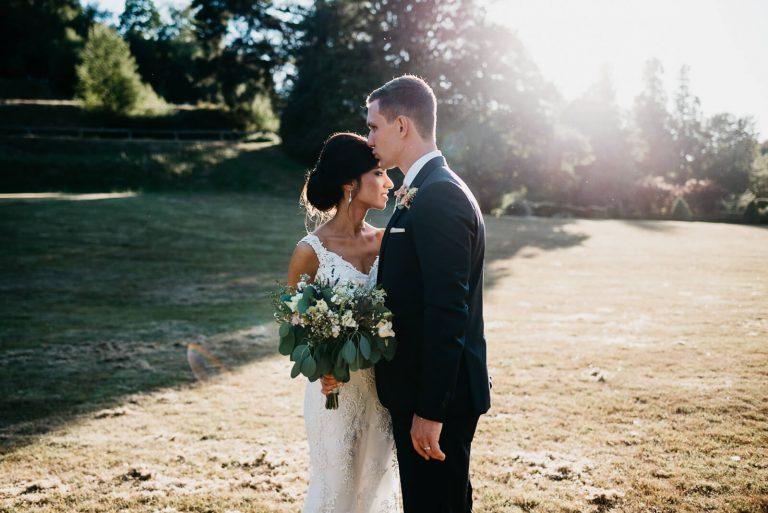 Wotton House Wedding / Naz & Jimi