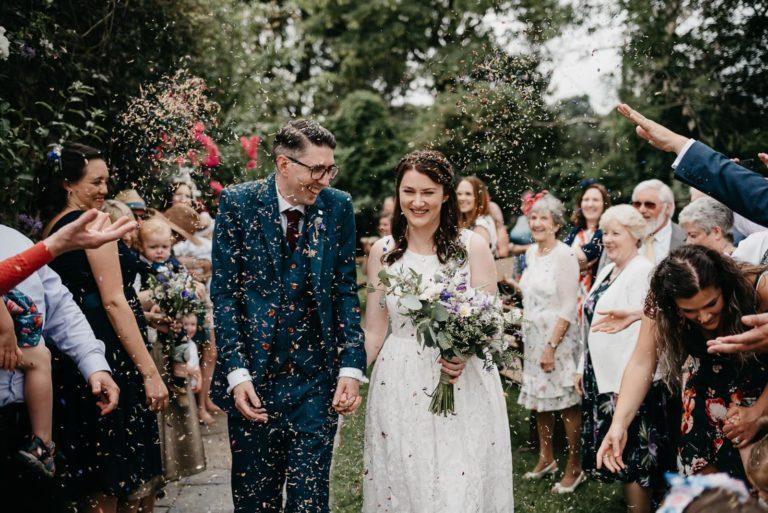 Ceridwen Centre Wedding – Helen & Dan