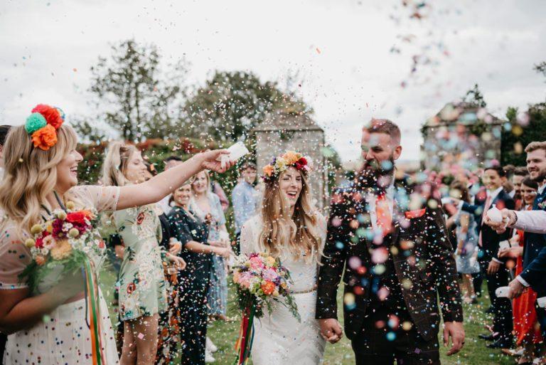 Ash Barton Estate Wedding – Laura & Ben