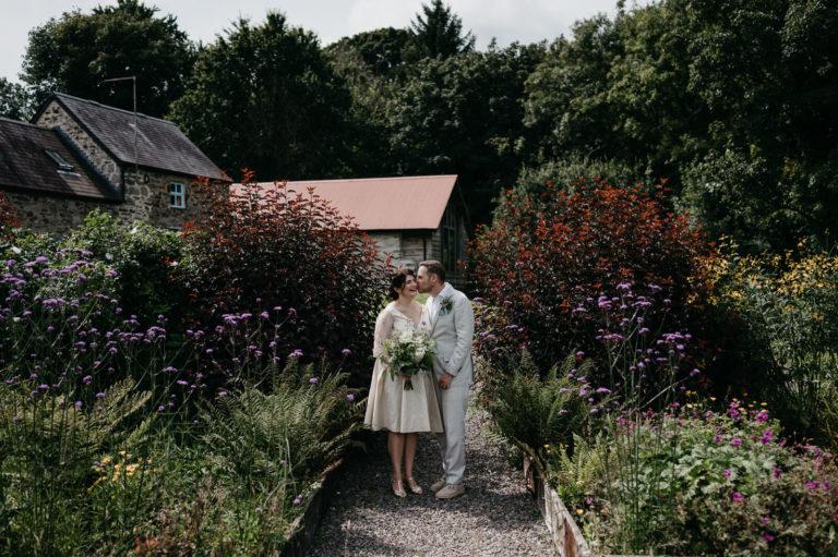 Nantwen Wedding – Claire & Dave